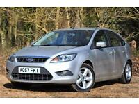 Ford Focus 1.8 125 FFV 2008.25MY Zetec