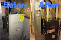furnace and boiler service and maintenance