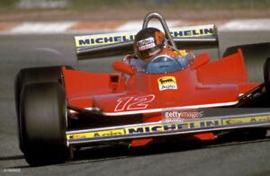 EXOTO 1/18 Ferrari 312T4 Gilles Villeneuve