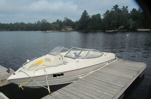 2007 Stingray Boat 185LX, 3.0L Engine, Excellent condition.