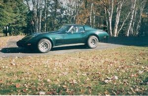 1976 Corvette T-Top