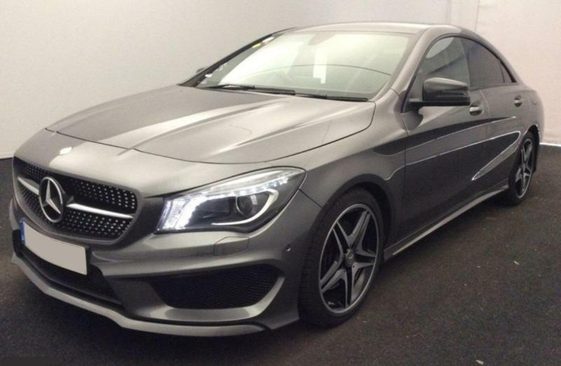 2016 GREY MERCEDES CLA220 2.1 AMG SPORT DIESEL AUTO COUPE CAR FINANCE FROM  75 PW | In Warrington, Cheshire | Gumtree