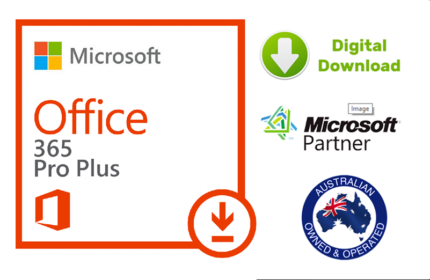 Microsoft Office 365 Pro Plus - LIFETIME | 5 Devices PC/MAC