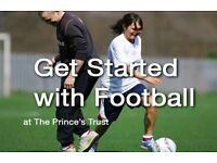 One week Get Started with Football Programme for Young People aged 16-25