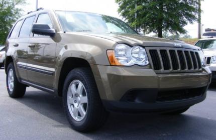 2009 Jeep Grand Cherokee (Limited) - Turbo Diesel 3.0l v6