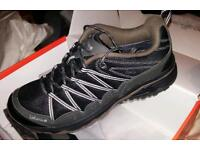 Brand new size 10/44 Lafuma walking shoes