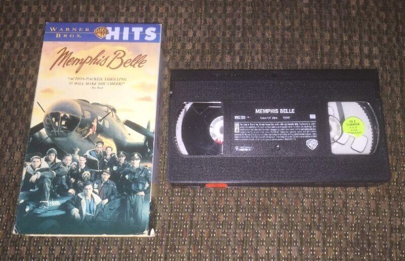 Memphis Belle (VHS, 1991)