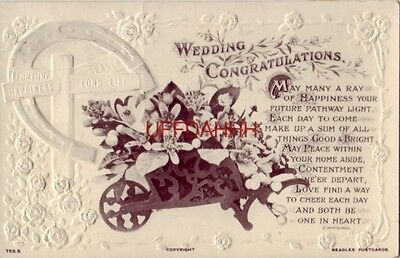 WEDDING CONGRATULATIONS May Many A Ray Of Happiness Your Future Pathway Light