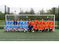 NEW TO LONDON? PLAYERS WANTED FOR FOOTBALL TEAM. FIND A SOCCER TEAM IN LONDON. Ref: