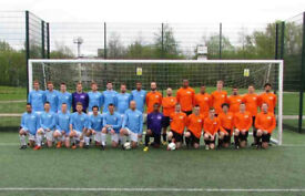 JOIN 11 ASIDE FOOTBALL TEAM IN LONDON, FIND SATURDAY FOOTBALL TEAM, JOIN SUNDAY FOOTBALL TEAM 6GC