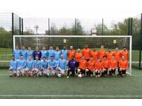NEW TO LONDON? PLAYERS WANTED FOR FOOTBALL TEAM. FIND A SOCCER TEAM IN LONDON. Ref: TR23