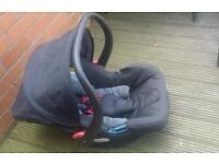 Pampero baby car seat