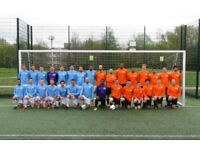 JOIN 11 ASIDE FOOTBALL TEAM IN LONDON, FIND SATURDAY FOOTBALL TEAM, JOIN SUNDAY FOOTBALL TEAM 4XQ