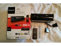 Sony DSX-A60BT Bluetooth Car Stero
