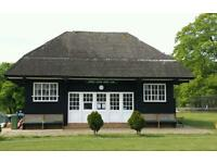 Play cricket at one of Surrey's best kept secrets.