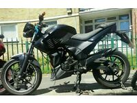 *BARGAIN OF THE DAY* 2015 SENSE X6 125cc - £699 - with a £400 Exhaust & Neon Lights