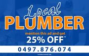 Plumber - Friendly, Reliable and Professional. Lynbrook Casey Area Preview