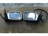 Escort rs turbo/XR3i electric door mirrors x2