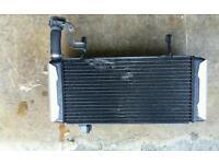 Suzuki SV1000 radiator