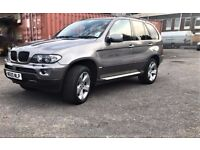 2005 BMW X5 E53 3.0 i Sport Automatic 5dr Low Mileage 12 Months MOT (Private Plate Included)