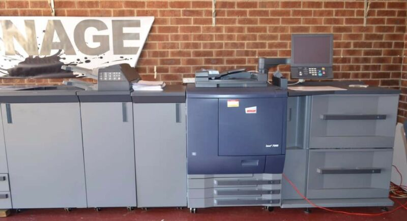 Develop ineo 7000 Printing | Miscellaneous Goods | Gumtree