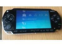 Sony PSP game console