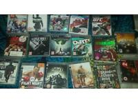 PS3 Games Bundle (17)