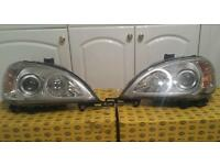 For Sale Headlights for Mercedes ML 270 (2001-2005)