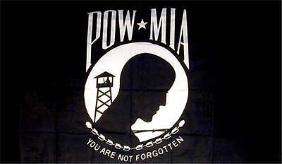 POW MIA FLAG novelty flag  3 X 5