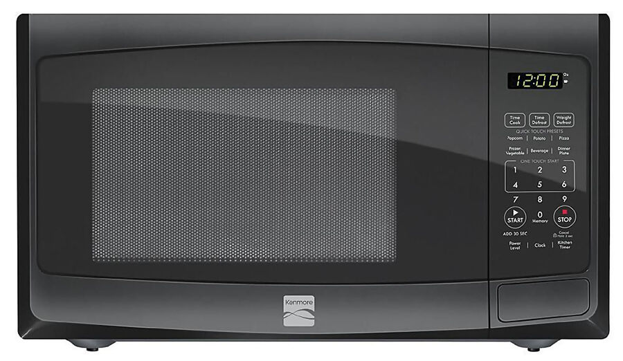 Convert Countertop Microwave To Built In : Kenmore 73099 Countertop Microwave