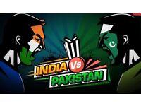 India vs Pakistan Final Champions Trophy 18.06.2017 (Best seat)