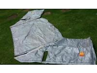 Motorhome thermal /insulation windscreen cover