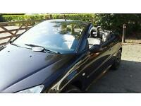 Peugeot 206cc £700