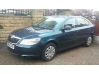 62 REG SKODA OCTIVA 1.6TDI CR BLUE 5DR HATCHBACK BLUETOOTH 12 MONTHS MOT MUST SEE CAR