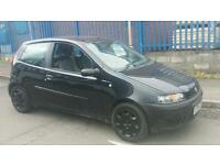 2000 fiat punto 12 months mot black runs drives well