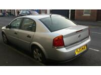 Vauxhall vectra 2003 1.8l for sell