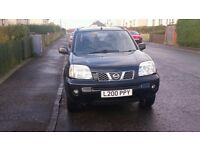 *** NISSAN X-TRAIL 4X4 YEARS MOT EX CONDITION ***