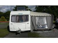 Corchman lazer caravan for sale
