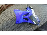 Yz 85 tank and shroud excellent condition