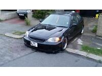 Honda civic b16 a2 hatchback Excellent condition