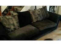 8ft dfs sofa