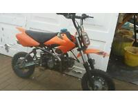 Xsport 110cc pit bike field bike