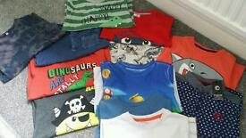 Boys tshirts 5-6years