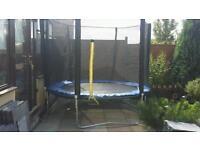 Trampoline 8 ft for sale