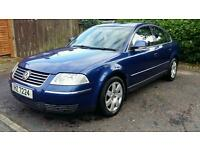 volkswagen passat tdi highline 130 full years mot (not a4 mondeo skoda)