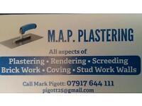 M.A.P PLASTERING