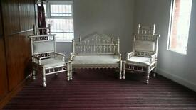 Wedding chairs and sofa for hire