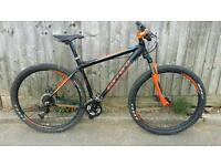 Carrera Sulcata Men's Mountain Bike 29er