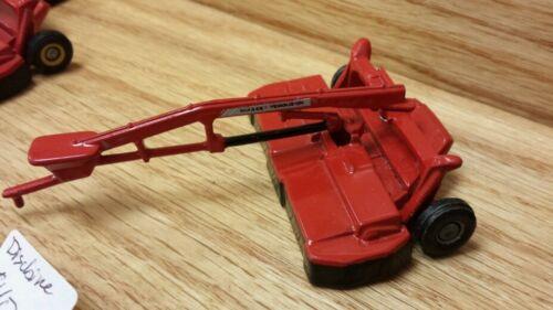 1/64 custom Ertl massey Ferguson moco discbine haybine farm toy