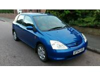 Honda Civic 1.6 SE, Excellent Drive.Well maintained. Gearbox and Clutch Perfect